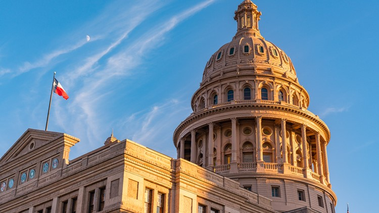 After a regular session and 3 special sessions, what did the Texas Legislature get accomplished?