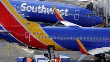 Southwest Airlines to suspend Dallas Love Field operations tonight due to forecasted storms