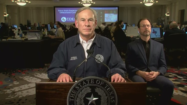 'You deserve answers. You will get those answers,' Gov. Abbott vows to Texans in winter storm update