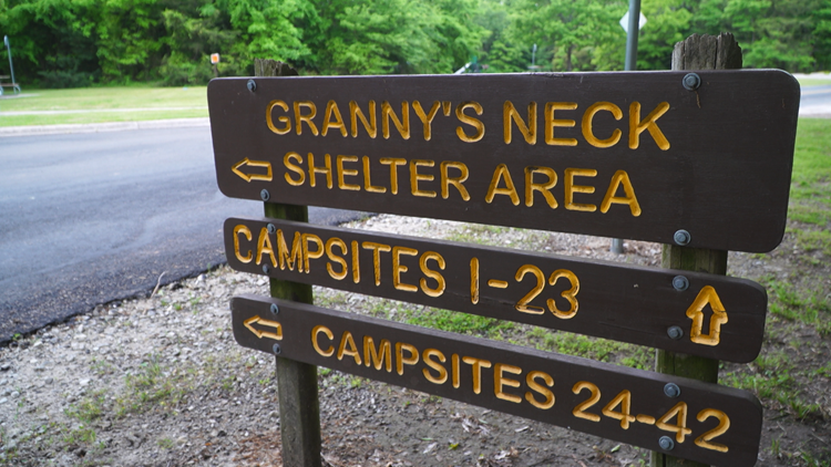 Ever been to Granny's Neck? The history behind a tiny Texas community that washed away
