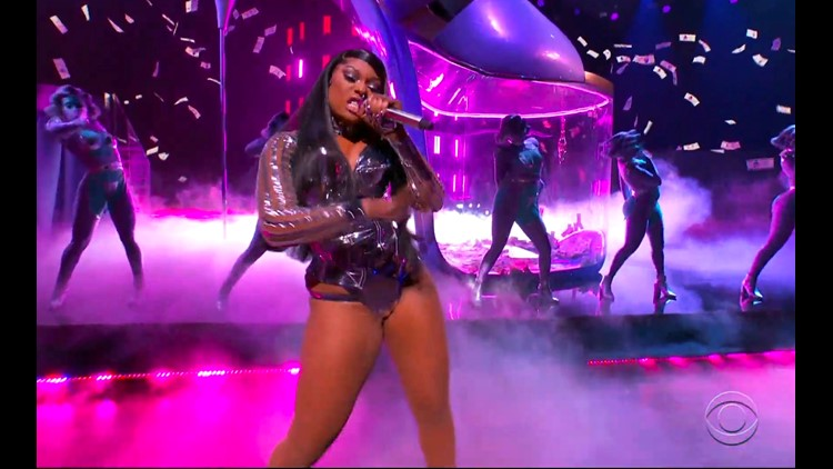 Cardi B and Megan Thee Stallion's 'WAP' performance on GRAMMYs drew FCC complaints. Here's what uncomfortable viewers wrote