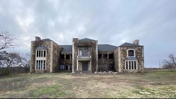 Abandoned Sanger Mansion to become wedding venue