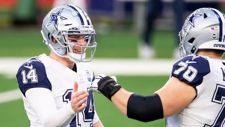 With delay of Ravens-Steelers game, Cowboys' next game will likely move to Dec. 7