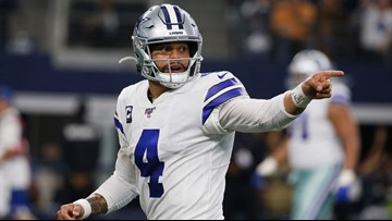 Dak Prescott 'disgusted and unsettled' over George Floyd death; says he will pledge $1M