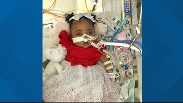 Cook Children's says rights of staff who treat baby Tinslee 'should not be ignored'
