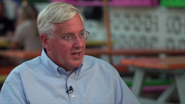 Q&A with Texas Democratic lieutenant governor candidate Mike Collier