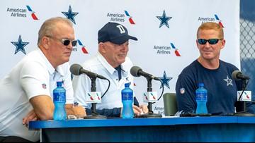 Cowboys Camp: Jerry Jones addresses Ezekiel Elliott's 'no show', Jason Garrett, 'State of the Team'