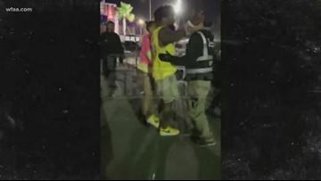 Las Vegas security guard now says he wants to press charges against Cowboys RB Ezekiel Elliott