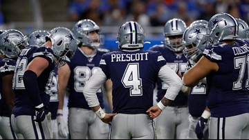THANKSGIVING FOOTBALL: Dallas Cowboys go head-to-head with Buffalo Bills on CBS19