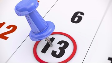 13 Ways To Remove The Fear, Embrace Friday The 13th