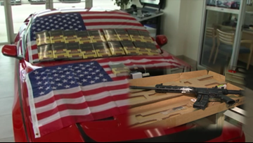 'God, Guns, and America,' SC Dealership Gifting Customers With Bible, Flag, and AR Gun Voucher