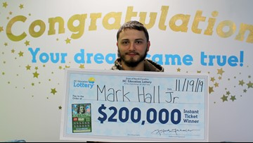 'Thank You, Jesus!' NC Hurricane Survivor Wins $200,000 Playing Lottery On A Whim