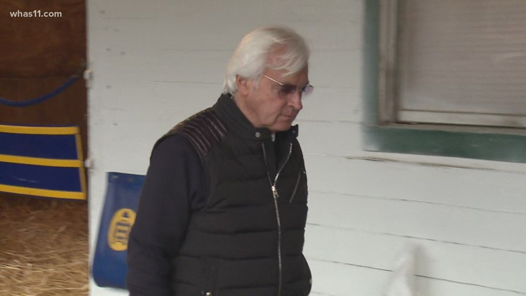 Trainer Bob Baffert sues to get New York suspension lifted