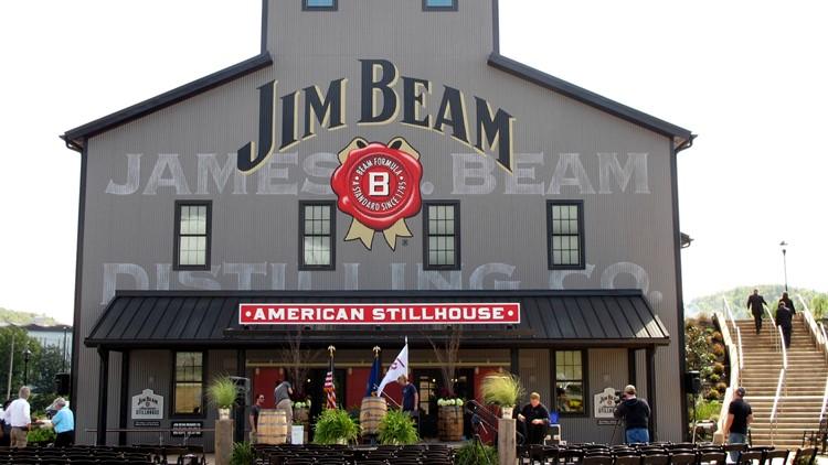 Spirits giant Jim Beam reaches milestone despite pandemic