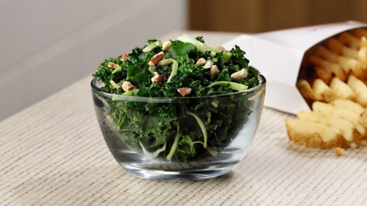 Kale Crunch Side at Chick-fil-A