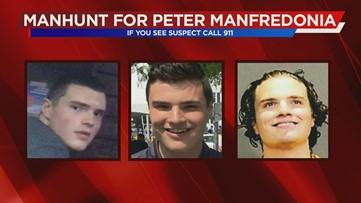 Multi-State Manhunt | Peter Manfredonia caught in Maryland and in police custody