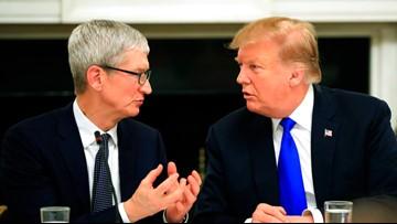 President Donald Trump to visit Austin's Apple facilities
