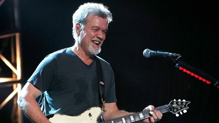 Eddie Van Halen dies at 65 | cbs19.tv