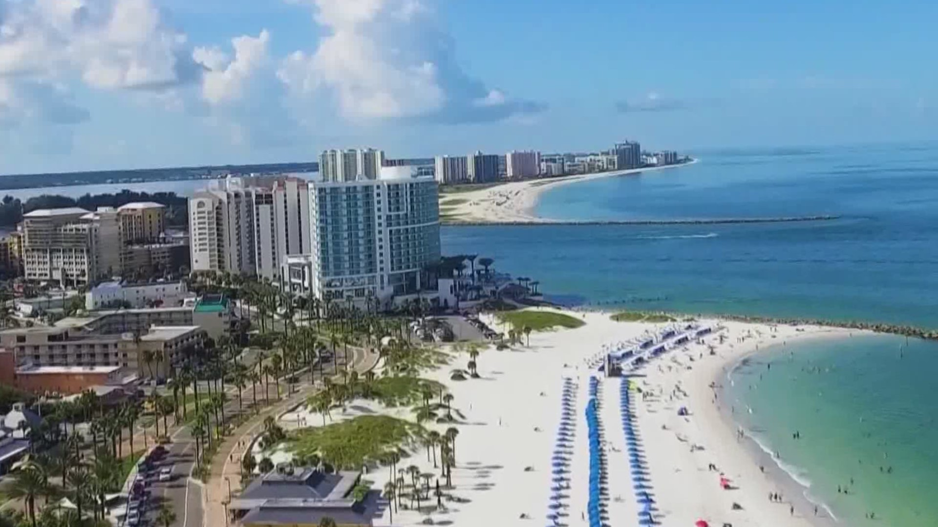 Covid 19 Concerns Rise As Tampa Bay Is Top U S Destination For Labor Day Visitors Cbs19 Tv