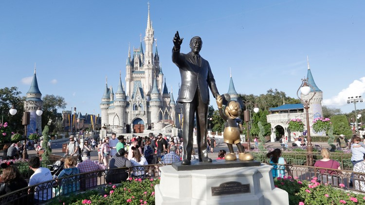 Disney World proposes reopening Magic, Animal Kingdom July 11 with mandatory masks for all