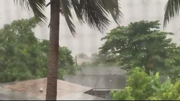 Young boy dies as Hurricane Dorian rips through the Bahamas