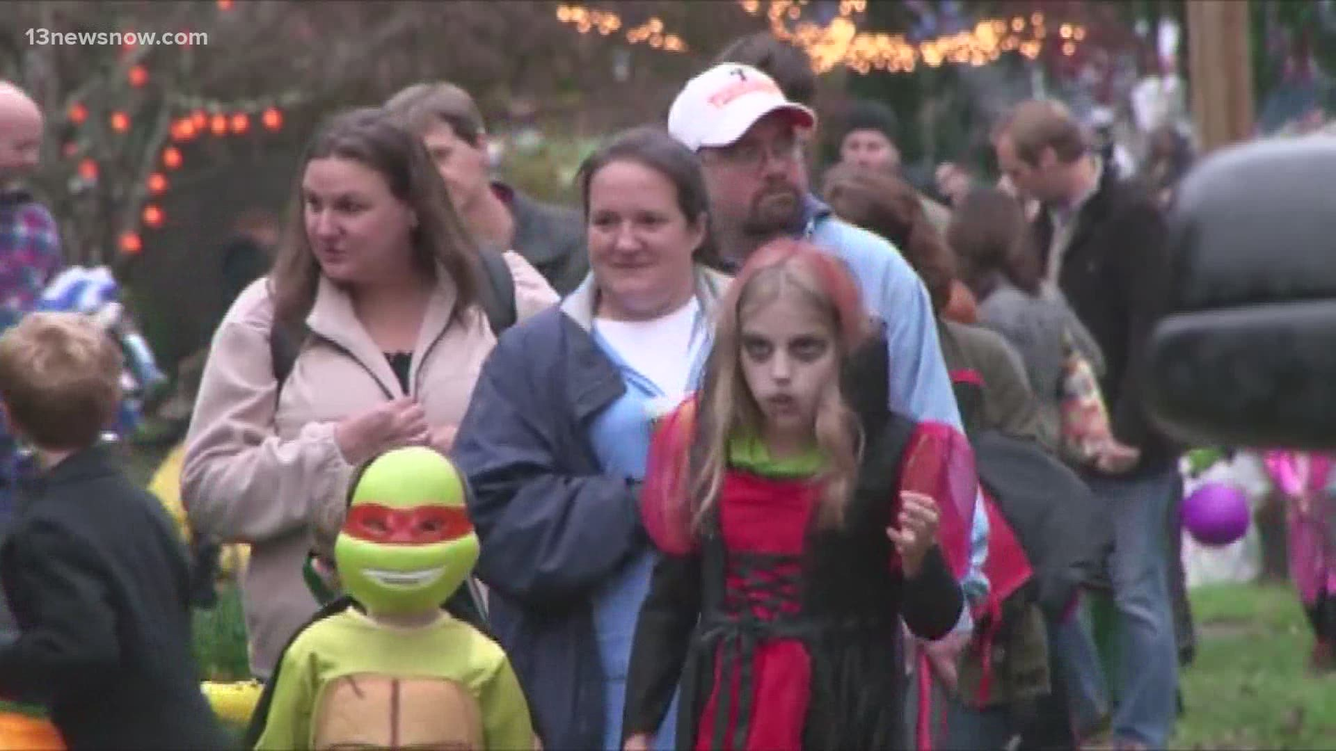 Childrens Halloween Events 2020 Tyler Texas Is Halloween canceled this year? | cbs19.tv