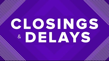 School and business closings