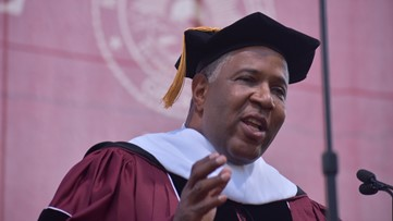 Commencement speaker tells Morehouse graduating class he'll pay off their student loan debt
