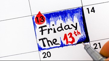 The history of Friday the 13th