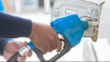 Texans are saving big bucks at the pumps this month