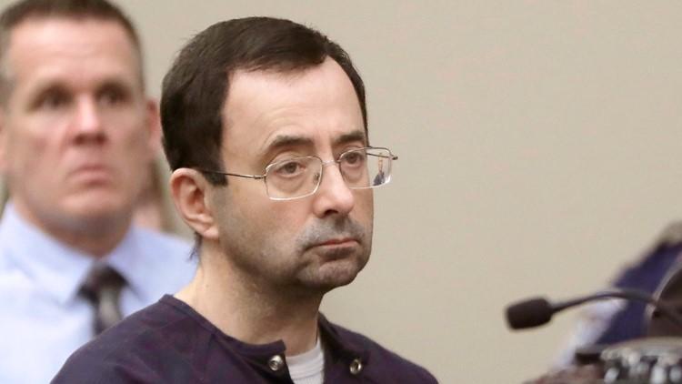 Former USA Gymnastics doctor Larry Nassar appealing sentence